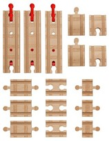 Thomas & Friends Fisher-Price Wooden Railway Sure-Fit Track Pack