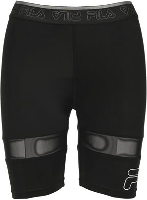 Fila Panelled Biker Shorts