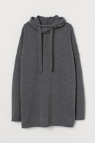 H&M Cashmere Hoodie - Gray