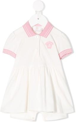 Versace Dress And Shorts Set