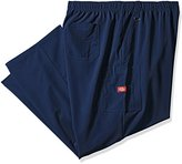 Dickies Men's Big and Tall Xtreme Stretch Zip Fly Pull-On Scrub Pant