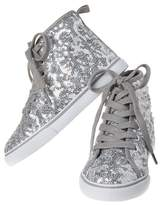 Crazy 8 Sparkle High-Top Sneakers