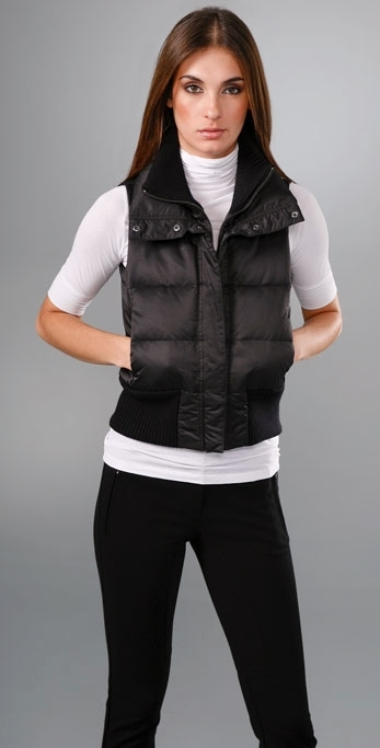 Theory Crispin Vest