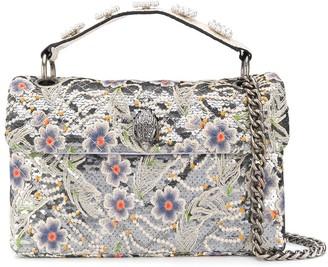 Kurt Geiger faux leather Kensington bag