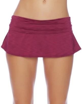 Athena Women's Flared Skirted Swimsuit Bikini Bottom