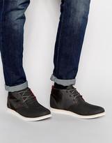 Boxfresh Dalston Canvas Chukka Boots
