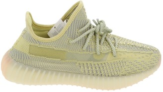 Yeezy Boost 350 V2 Yellow Cloth Trainers