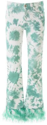 Alanui Smeraldo Jeans