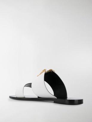 Versace Virtus slide sandals