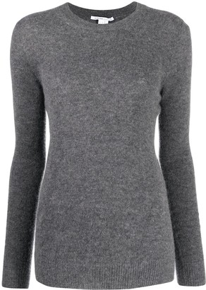 Agnona Textured Fine-Knit Jumper