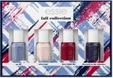 Essie 4-pc. Fall Trend 2017 Mini Nail Polish Set