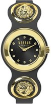Versus By Versace 'Carnaby Street' Leather Strap Watch, 32mm