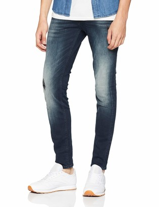Jack and Jones Men's Jjiliam Jjoriginal Jj 104 50sps Noos Skinny Jeans