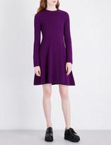 Sportmax Fase knitted wool-blend dress