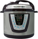 Asstd National Brand Pressure Pro 8-qt. Pressure Cooker