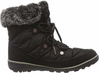 Columbia Women's Heavenly Shorty Omni-Heat Winter Boots Black (Black Kettle) 8 UK 41 EU