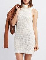 Charlotte Russe Turtleneck Sweater Dress