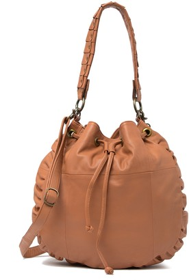 Day & Mood Sally Leather Hobo Bag