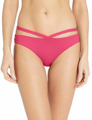 Sunsets Women's Stella Strappy Hipster Bikini Bottom Swimsuit