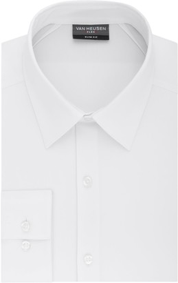 Van Heusen Men's Flex 3 Extra-Slim Fit 4-Way-Stretch Dress Shirt