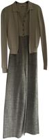 Valentino Beige Wool Jumpsuit