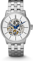 Fossil Mechanical Automatic Stainless Steel Watch