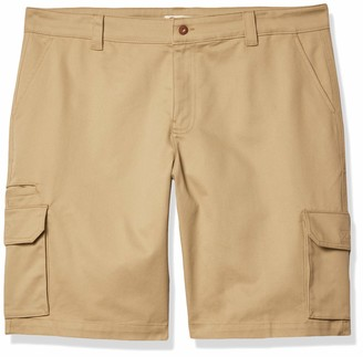 "Dickies Women's Plus Sized Stretch Cargo 11"" Relaxed Short"