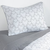 Disney Mickey Mouse Dash Sham by Ethan Allen