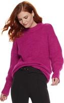 Nine West Women's Alpaca Blend Tunic Sweater