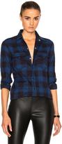 Saint Laurent Leather Pants
