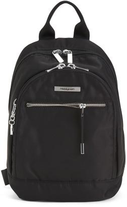 Sheen Rfid Nylon Backpack