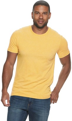 Sonoma Goods For Life Men's Supersoft Solid Crewneck Tee