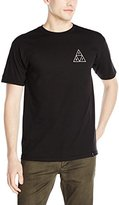 HUF Men's 420 Collection Swords Triple Triangle T-Shirt