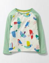 Boden Hotchpotch Printed T-Shirt