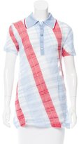 Stella McCartney Sheer Knit Top