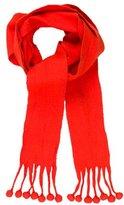 Undercover Wool Tassel Scarf