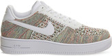 Nike force 1 Flyknit low-top trainers