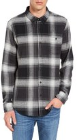 Ezekiel Men's Jakey Trim Fit Plaid Woven Shirt