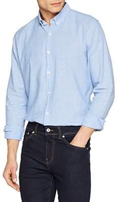 Tom Tailor Men's Ray Cotton Linen Shirt Casual