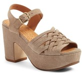 Chie Mihara Women's Fetiche Platform Sandal