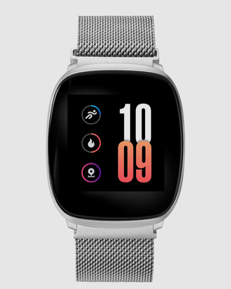 Iconnect By Timex iConnect Premium Active Silver