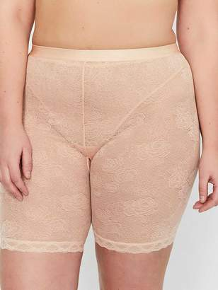 Basic Lace Bike Shorts - Deesse Collection