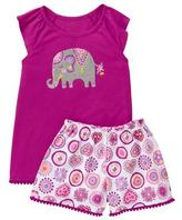 Gymboree Elephant 2-Piece Sleep Set