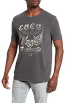 Lucky Brand Men's Cbgb Skull Graphic T-Shirt