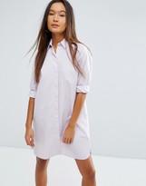 Asos Cotton Shirt Dress