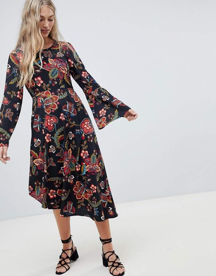 a6d5c957fb98 Vero Moda Floral Dress - ShopStyle