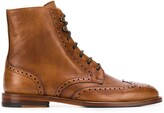 Scarosso Stefania lace-up boots
