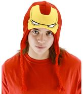 Iron Man laplander costume hat - kids
