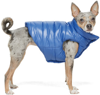 MONCLER GENIUS Blue Poldo Dog Couture Edition Insulated Jacket
