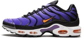 Nike Plus OG 'Voltage Purple' Shoes - Size 4